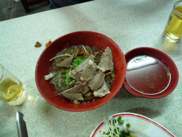 魯肉飯に似たご飯